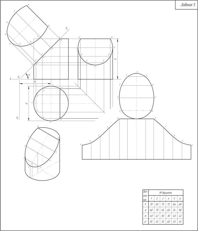 Как создать аксонометрическую проекцию из 3D модели?